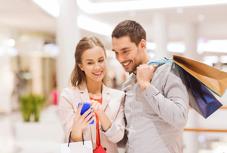 Location Technology Powers Holiday Shopping & Travel