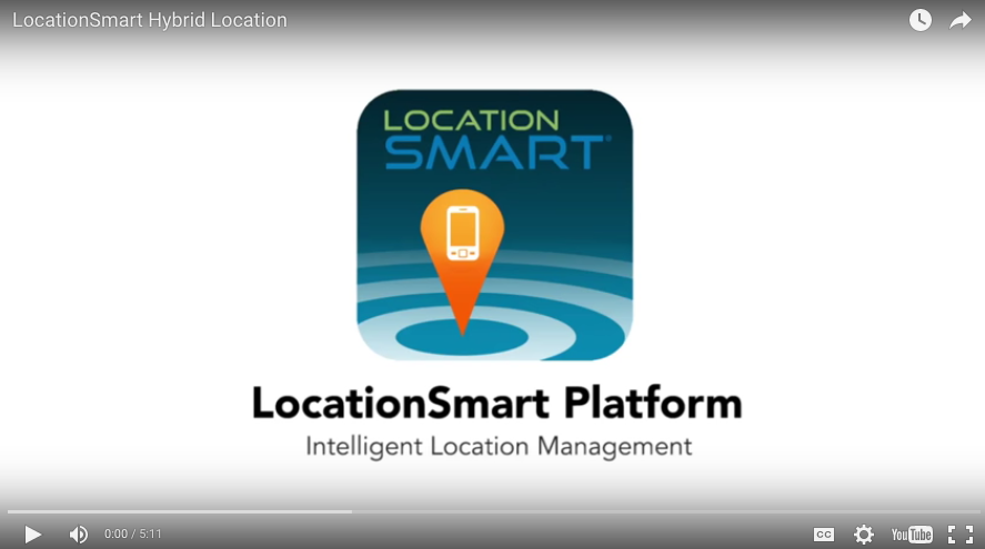 What is hybrid location?